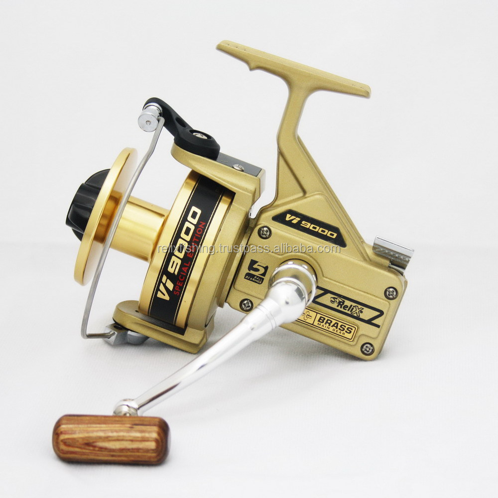 Relix Vi Special Edition 9000 Spinning Reel