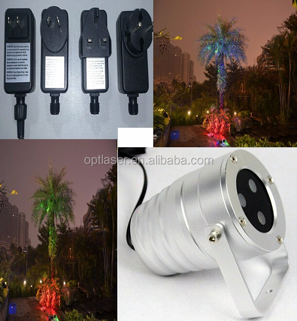 Factory RGB light christmas laser lights outdoor laser projector