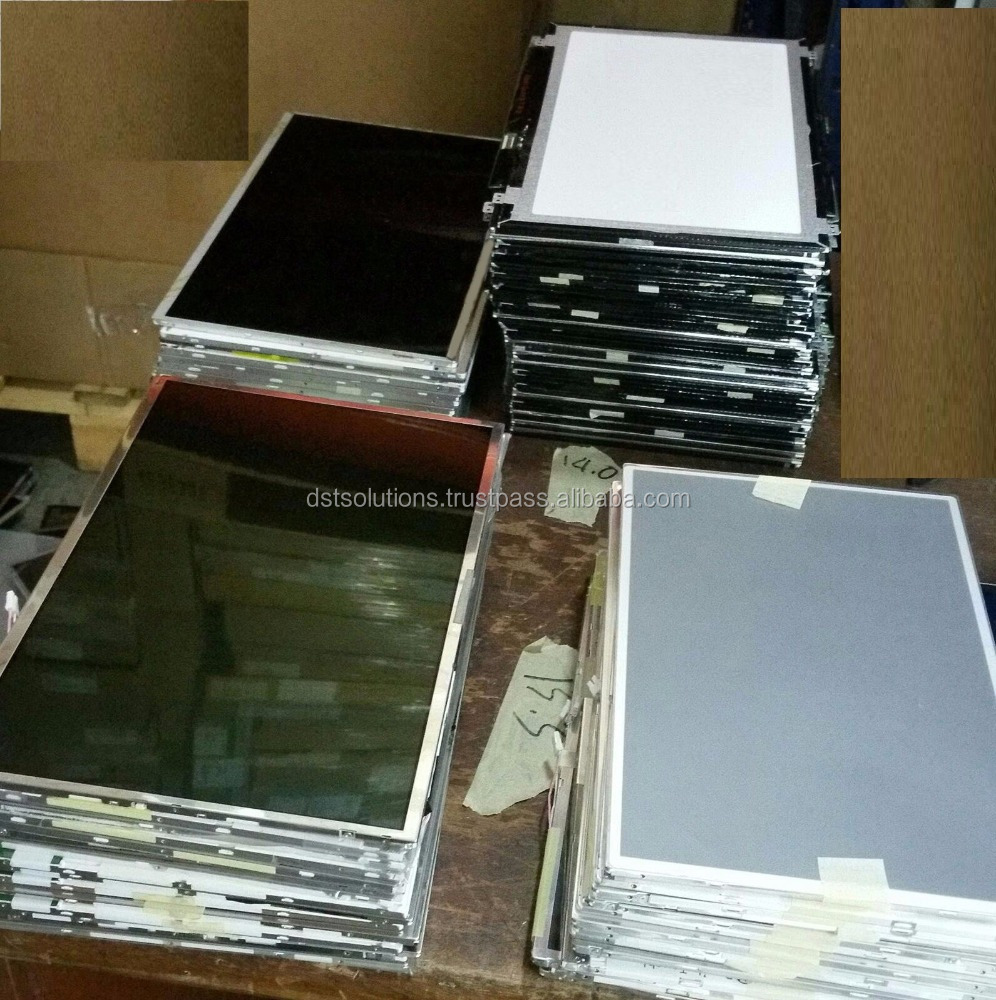 USED LATOP LCD PANELS