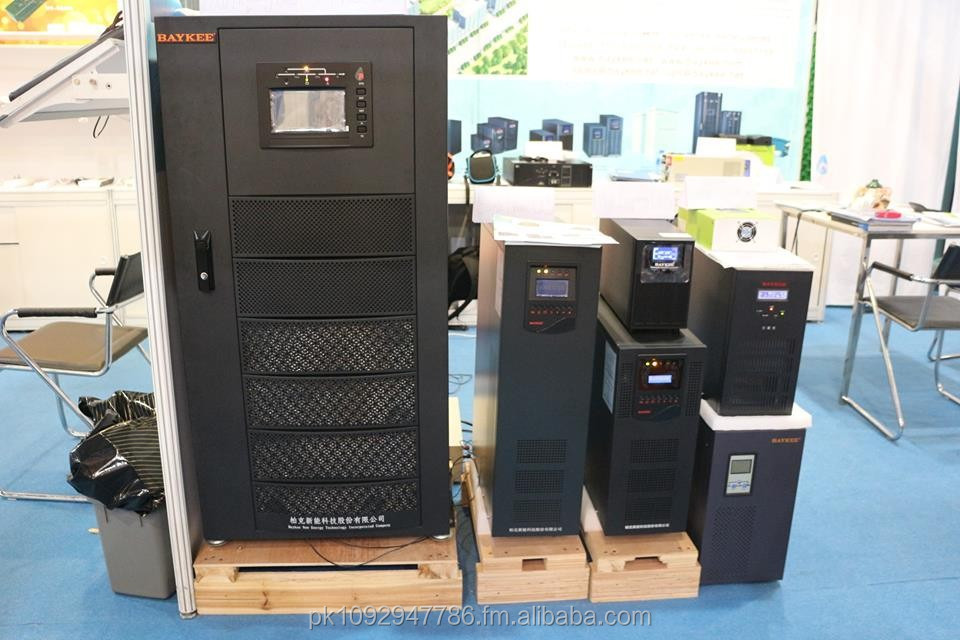 Single Phase -Three Phase Solar Inverters