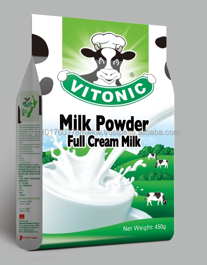 Vitonic Full Cream Milk Powder 450gm