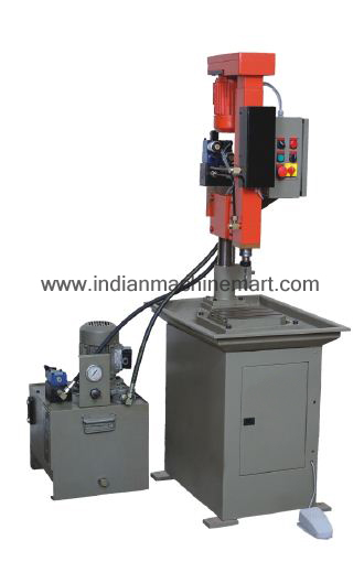 Self Feed Drilling Machine Hydraulic (Made In India) Table Type Hydraulic Automatic/Best Quality And High Speed Low Price