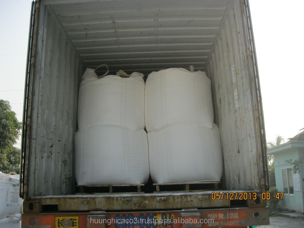 Calcium carbonate/limestone powder for CABLE from Vet Nam_Min 98% white_high purity_min 98.5 caco3