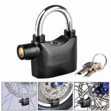 Kawachi Security Shed Garage Bike, Motorbike, Door, Car Padlock Siren Alarm Lock