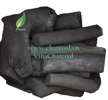 Hookah shisha charcoal from softwood-- 100% natural wood from Vietnam pomelo tree