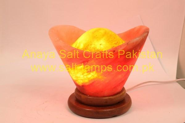 Salt Lamps Side Effects : Fire Bowl Salt Lamp/ Crafted Salt Lamp/ Himalayan Salt Lamps/ Salt Lamp With Chunks - Buy Fire ...