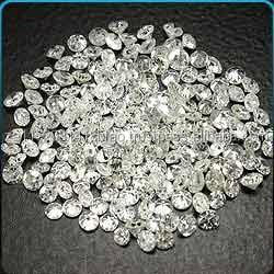 Top Quality Round Polished Diamonds