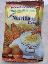 Vietnam Instant Nutrition Cereal - Perfect Taste - High Quality - Best Price