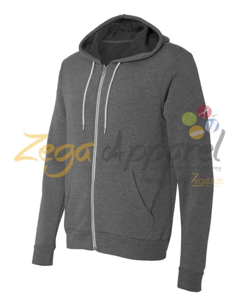 Zegaapparel women plain white hoodie sweatshirt