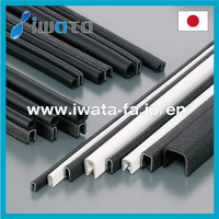 A wide range of Iwata edge trim with rust-resistant aluminum metal core