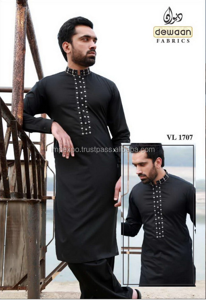 Salwar kameez for men / men embroidered salwar kameez
