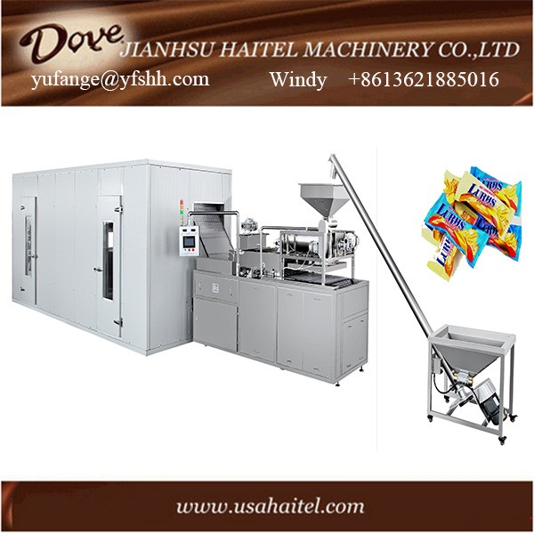 Automatic Breakfast Cereal Production Line Rolled Oats Making Machine