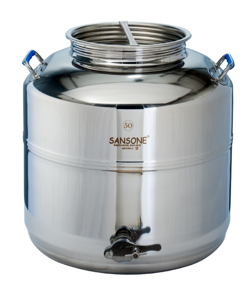 Stainless Steel Honey Dispenser 50 lt