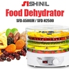 Electric Mini Food Dehydrator (SFD-A500JH) / can dry fruits, vegetables, etc/food dehydrator