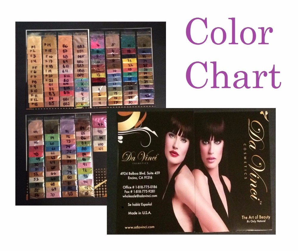 Private Label Makeup Samples- Perfect to try & test the quality 162 colors