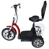 Pepu Tricycle Electric Scooter 500W 48V 12AH