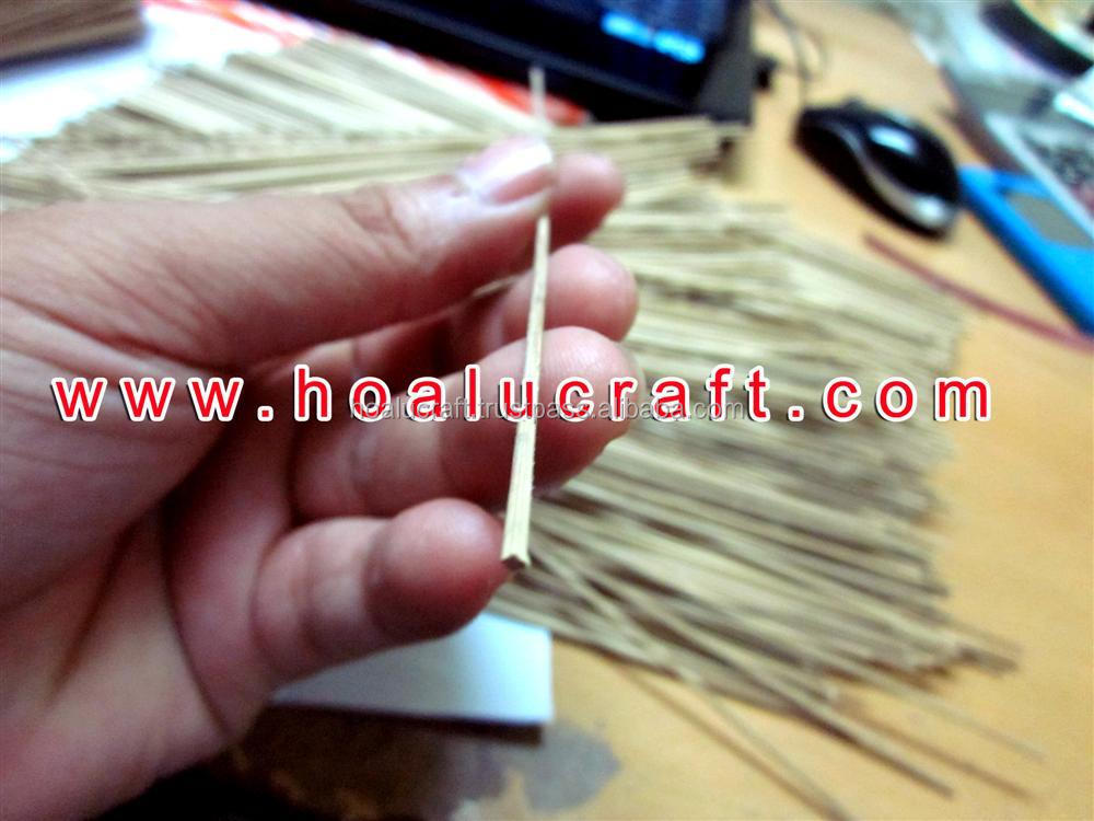 Round bamboo sticks made in Vietnam high quality