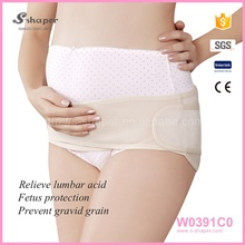 Universal Size Pink Color Abdominal Support Corset W0391C0