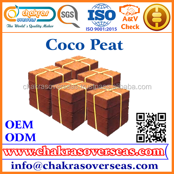 Coco Peat and Coir Products