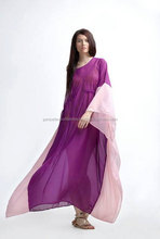 New Fashionable Latest Design Sexy And Women's Long Kaftan / Poncho Beach Cover Ups