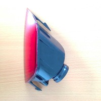 RENAULT MEGANE MK3 2008 ON REAR LAMP LEFT PASSENGER SIDE FOG LIGHT