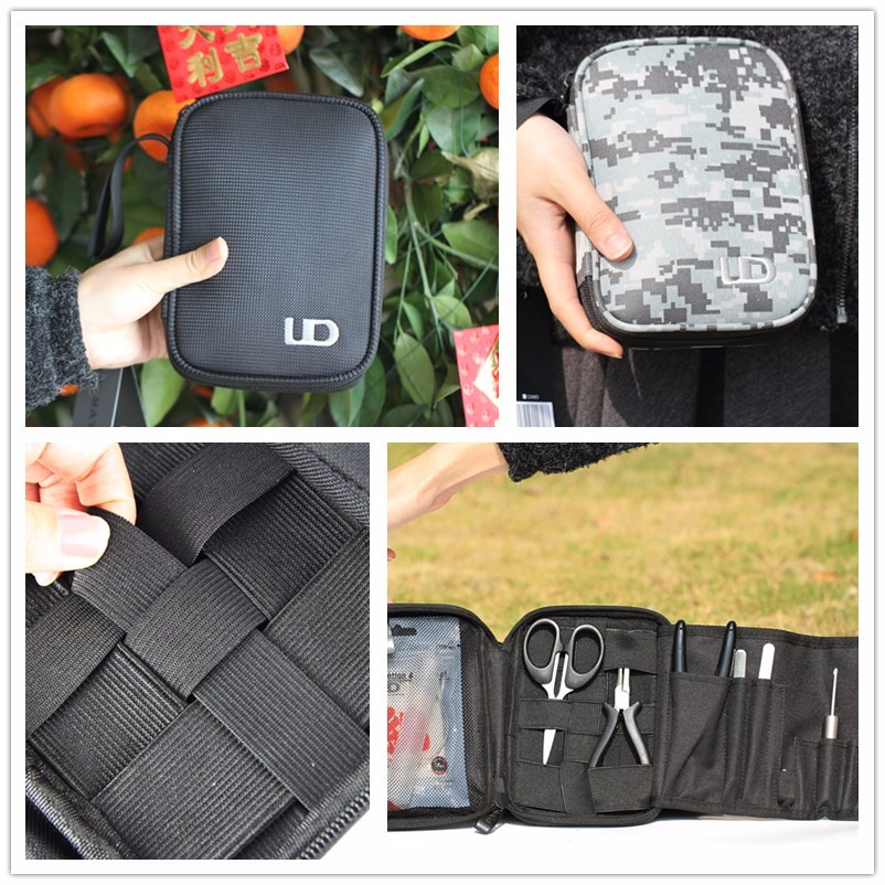 e-cigarette new arrivals tool kit big designer bags UD Coil Mate V2