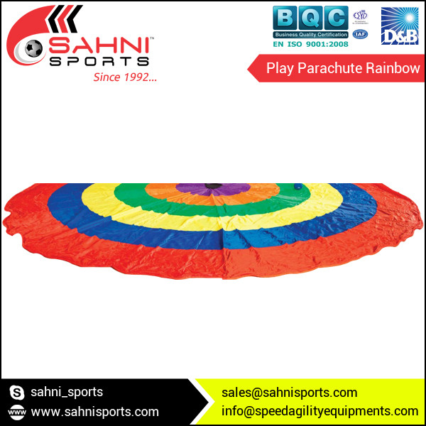 Play Parachute Rainbow