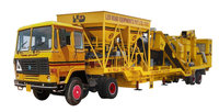 60TPH MOBILE DRUM MIX ASPHALT PLANT