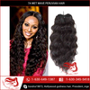 Most Demanded 6A Grade 100% Virgin Peruvian Wet Wave Human Hair Extension for Gorgeous Looks