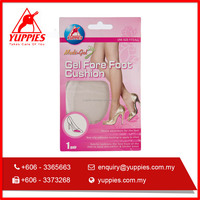 Comfortable Lady Silicone Gel Insole
