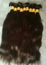Unprocessed Wholesale Ombre Black and Red Color Indian Remy Human Hair Weaving