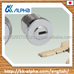 Japanese high security and quality Industrial lock for traveling bag