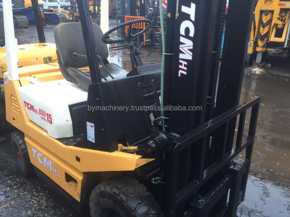 Diesel engine TCM fd15Z15 1.5t forklift 1.5t capacity type TCM 1.5t machinery