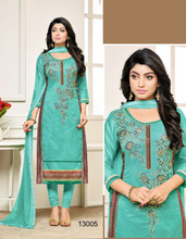 Designer Readymade Embroidery salwar Suits/punjabi suits/frock suits for women