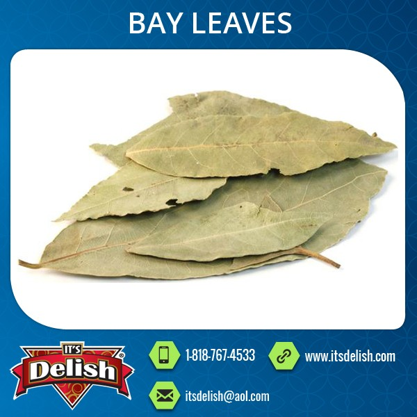 Certified Company Exporting Bay Leaves with Multiple Uses