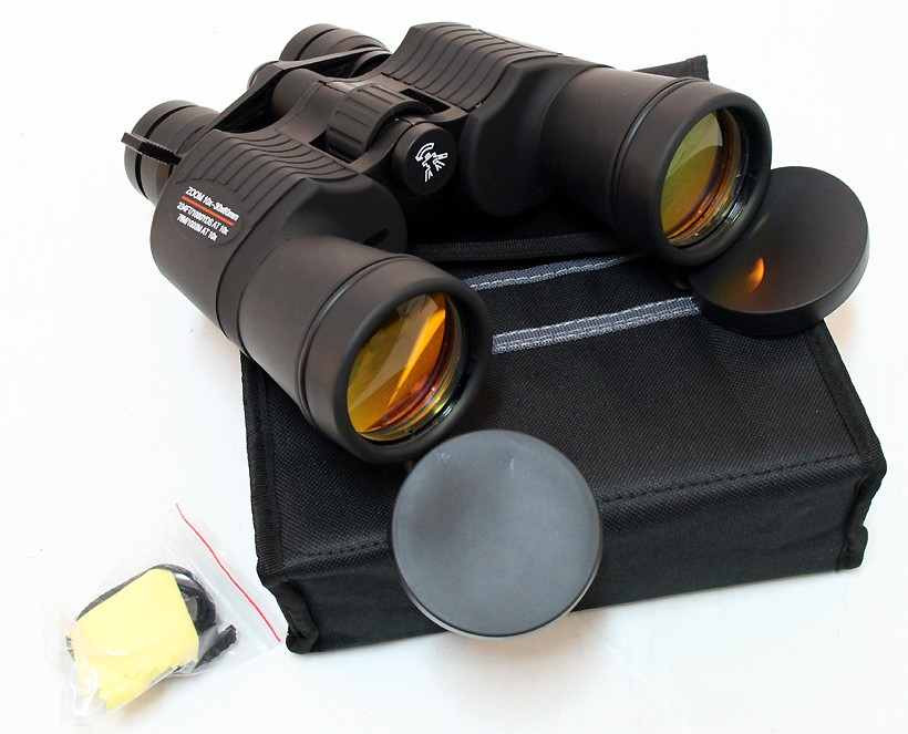 10x30x50 Zoom Binoculars Ruby Lense High Quality