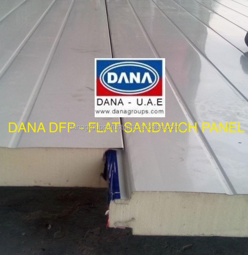 Prefab Portacabin Sandwich Panel Supplier ( PUF - B2/B3/PIR) - +971-50-7983153 - DANA