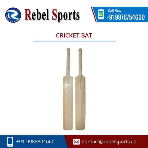 Hard Wood Material Made Cricket Bat for Bulk Sale