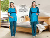 stylish maternity pajamas 100 cotton for pregnant women