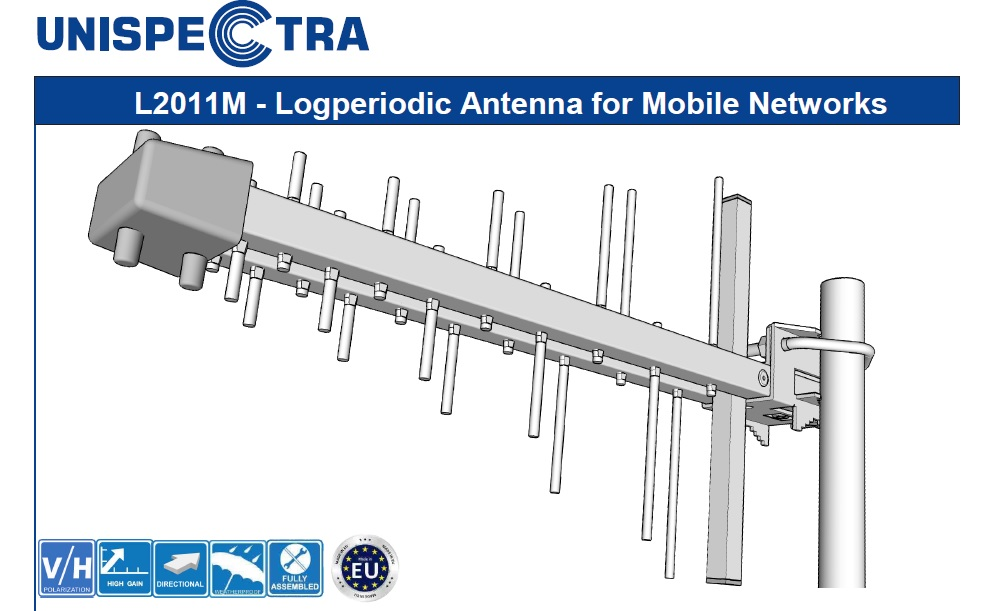 GSM Antenna booster for mobile networks