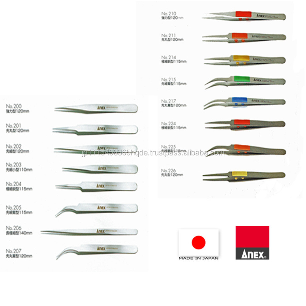 High quality hobby tools tweezers at reasonable prices for precision work