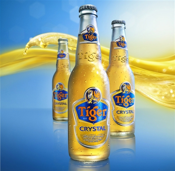 Best seling 330ml Tiger beer FMCG product