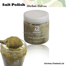 Body Salt exfoliating, Salt Polish