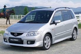 MAZDA PREMACY Genuine / Original Spare Parts Body Parts and Engine Parts