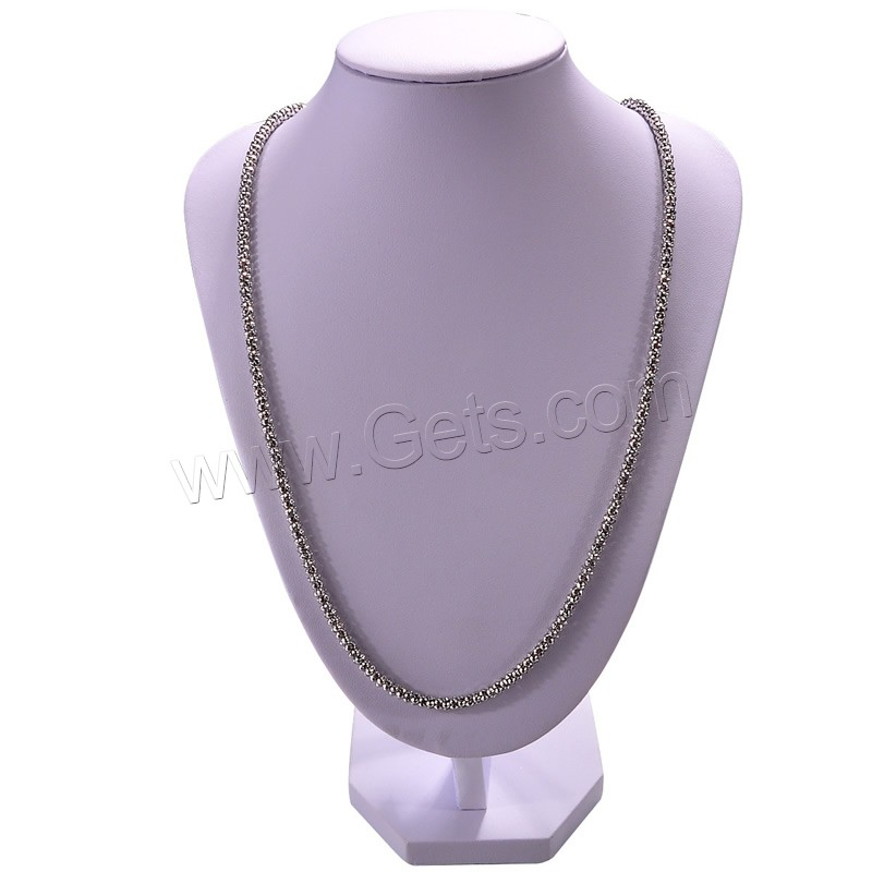Men Necklace Stainless Steel lantern chain & for man original unplated color gold neck chain designs 1138794
