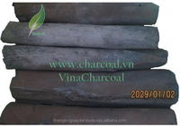 Long burning time good quality hardwood Charcoal for BBQ Vietnam Charcoal