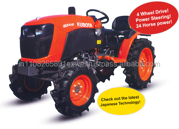 High Quality Crop Tractor