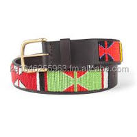 Maasai Beaded Belts
