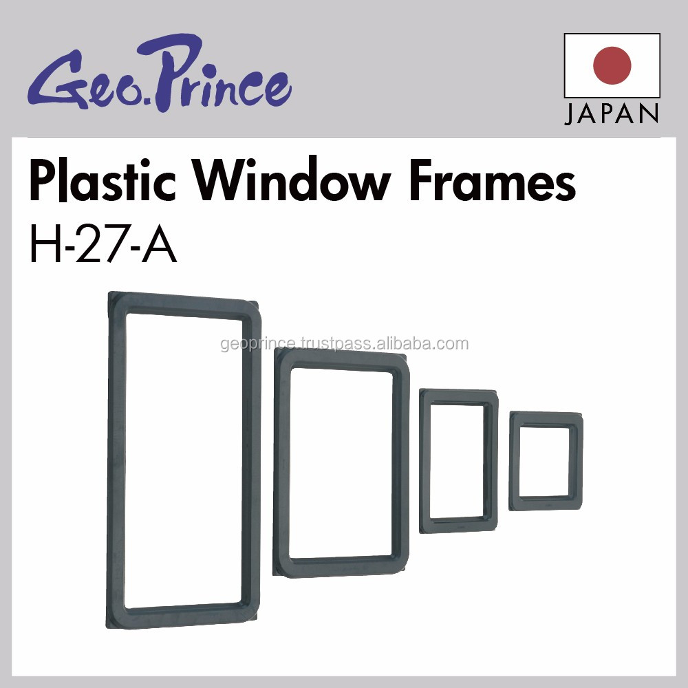 Hot-selling and High quality window frame for electronic enclosure with Reliable made in Japan