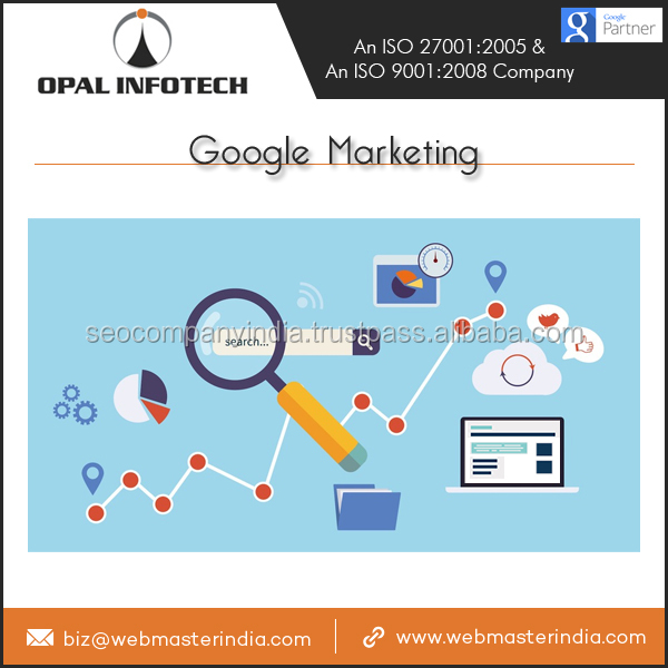 Digital Marketing & Website Promotion - India